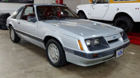 1985 Ford Mustang na prodej