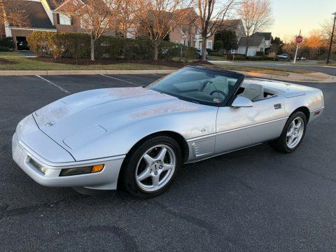 1996 Chevrolet Corvette na prodej