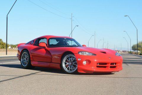 1999 Dodge Viper GTS na prodej