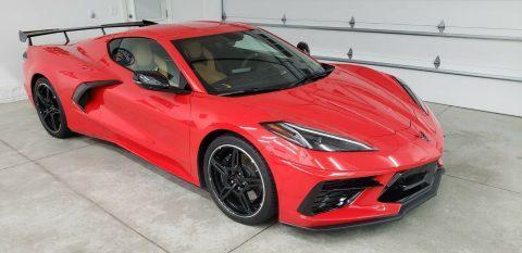 2020 Chevrolet Corvette C8 na prodej