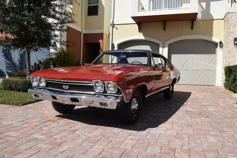 1968 Chevrolet Chevelle SS na prodej