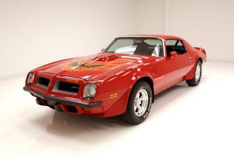 1974 Pontiac Trans Am na prodej