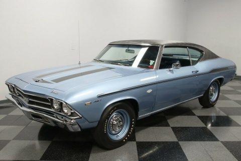 1969 Chevrolet Chevelle SS na prodej