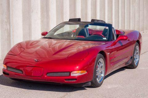 2000 Chevrolet Corvette na prodej