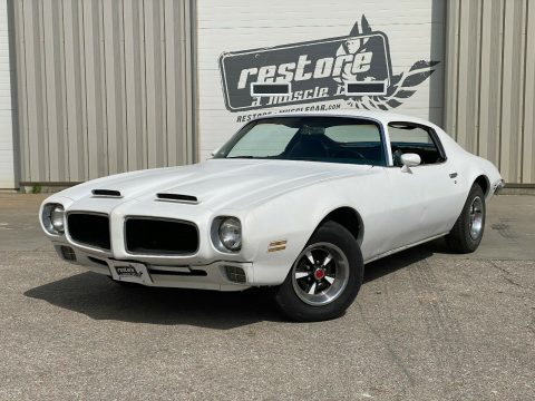 1972 Pontiac Firebird na prodej