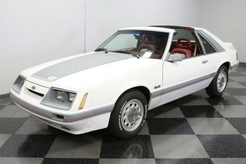 1986 Ford Mustang GT na prodej