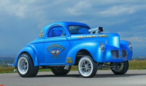 1940 Willys Coupe na prodej