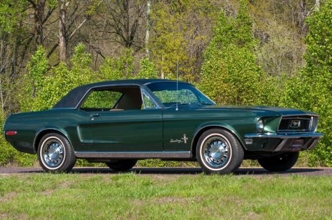1968 Ford Mustang na prodej