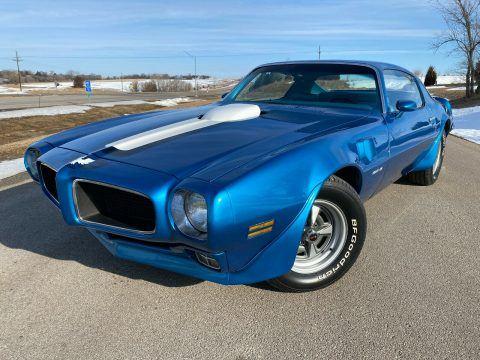 1970 Pontiac Trans Am na prodej