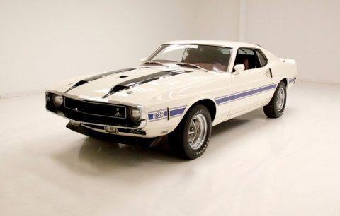 1970 Shelby GT350 na prodej