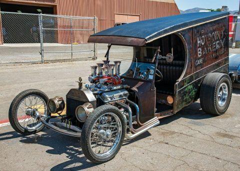 1921 Ford Model T na prodej