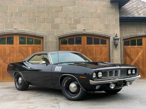 1971 Plymouth Barracuda na prodej