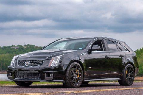 2014 Cadillac CTS-V Wagon na prodej