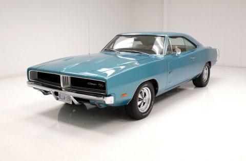 1969 Dodge Charger na prodej