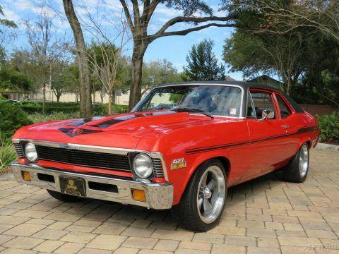 1971 Chevrolet Nova na prodej