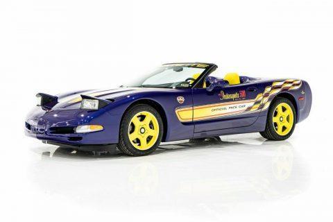 1998 Chevrolet Corvette na prodej