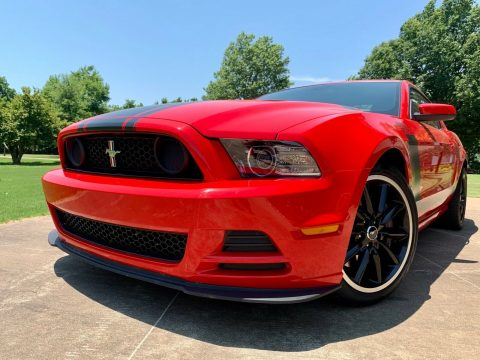 2013 Ford Mustang na prodej
