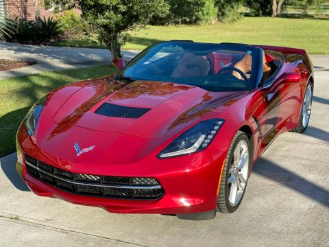 2014 Chevrolet Corvette na prodej
