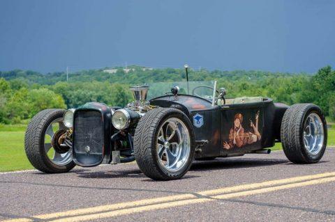 1929 Essex Roadster na prodej