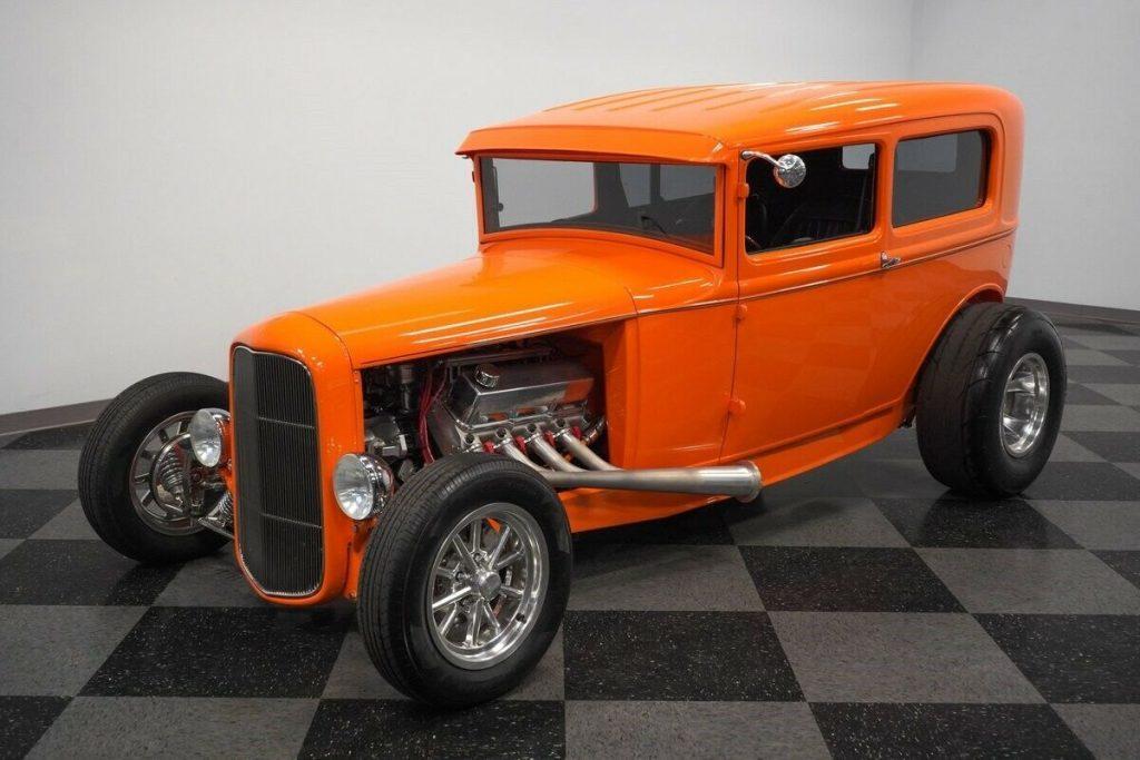 1931 Ford Tudor Sedan