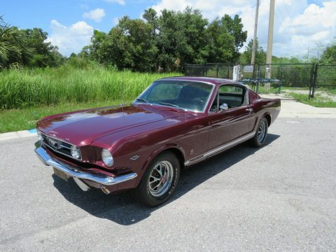 1965 Ford Mustang GT na prodej