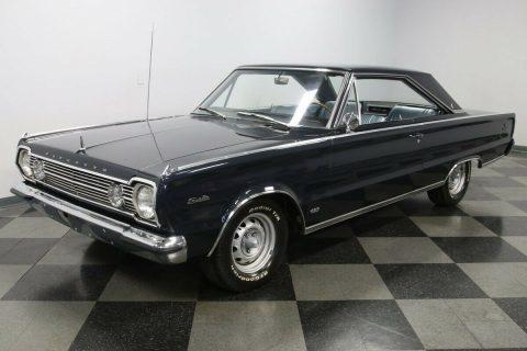 1966 Plymouth Satellite na prodej