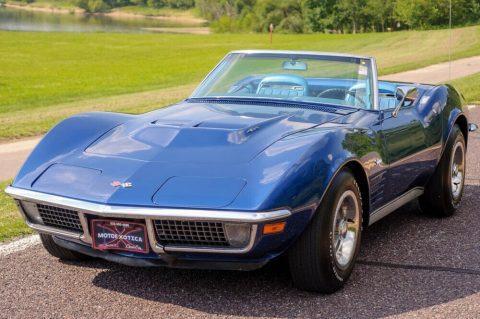 1970 Chevrolet Corvette na prodej