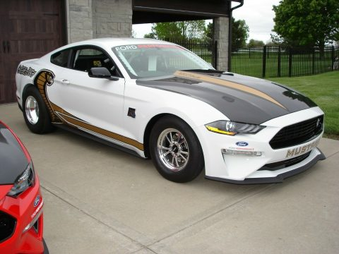 2018 Ford Mustang na prodej